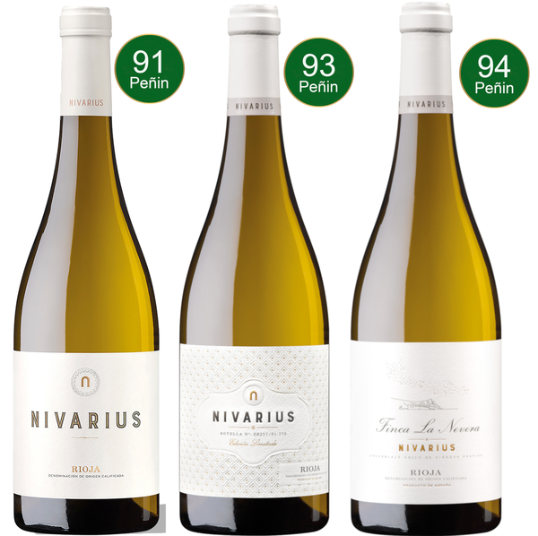 Spanien - Bodegas Nivarius - The Collection (3x 0,75L)