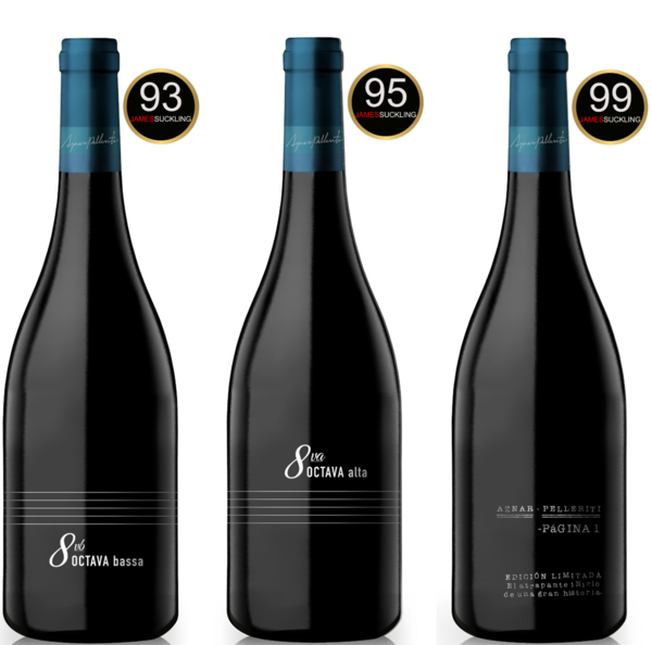 Argentinien - Abremundos Wines - The Collection (3x 0,75L)