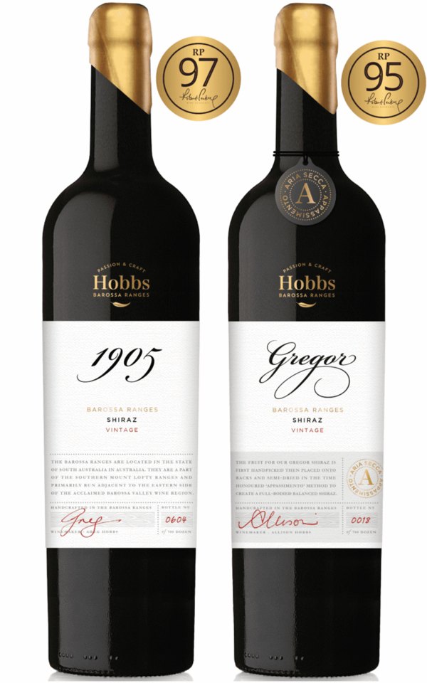 Hobbs Vintners - The Premium Collection 2017 (2x 0,75L)