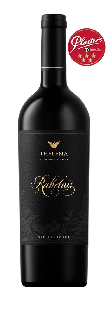 Thelema Mountain Vineyards - Rabelais 2017 (5 Sterne John Platter)