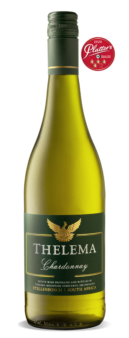 Thelema Mountain Vineyards - Chardonnay 2017 (4,5 Sterne John Platter)