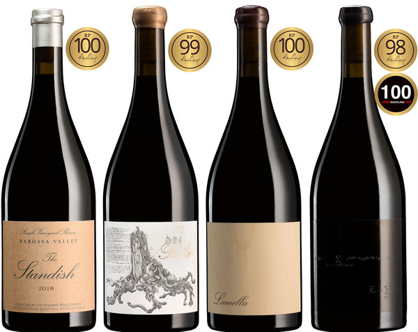 The Standish Wine Company - The Collection 2018 (4x 0,75L)