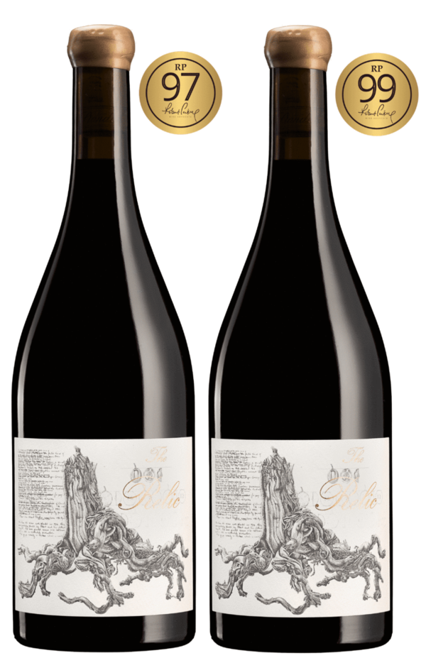 The Standish Wine Company - The Relic Shiraz-Viognier Vertikale 17/18 (-99 Punkte Parker)